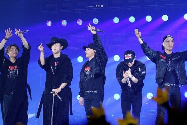 Big Bang se co concert ky niem 10 nam truoc khi nhap ngu hinh anh 2