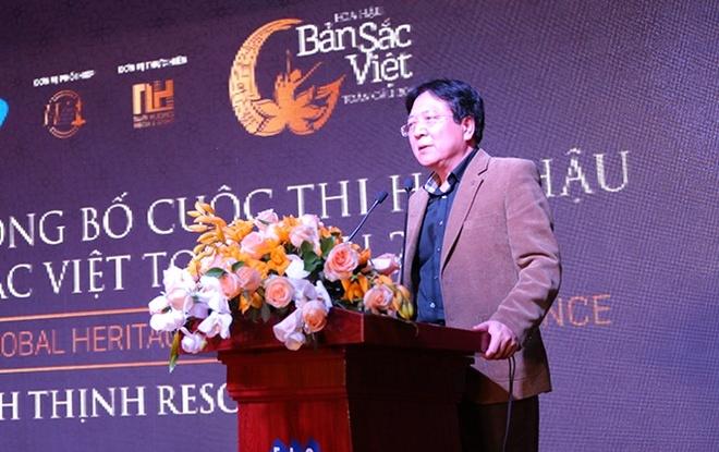 Jennifer Pham, Thuy Vy dong hanh cung Hoa hau ban sac Viet hinh anh 1