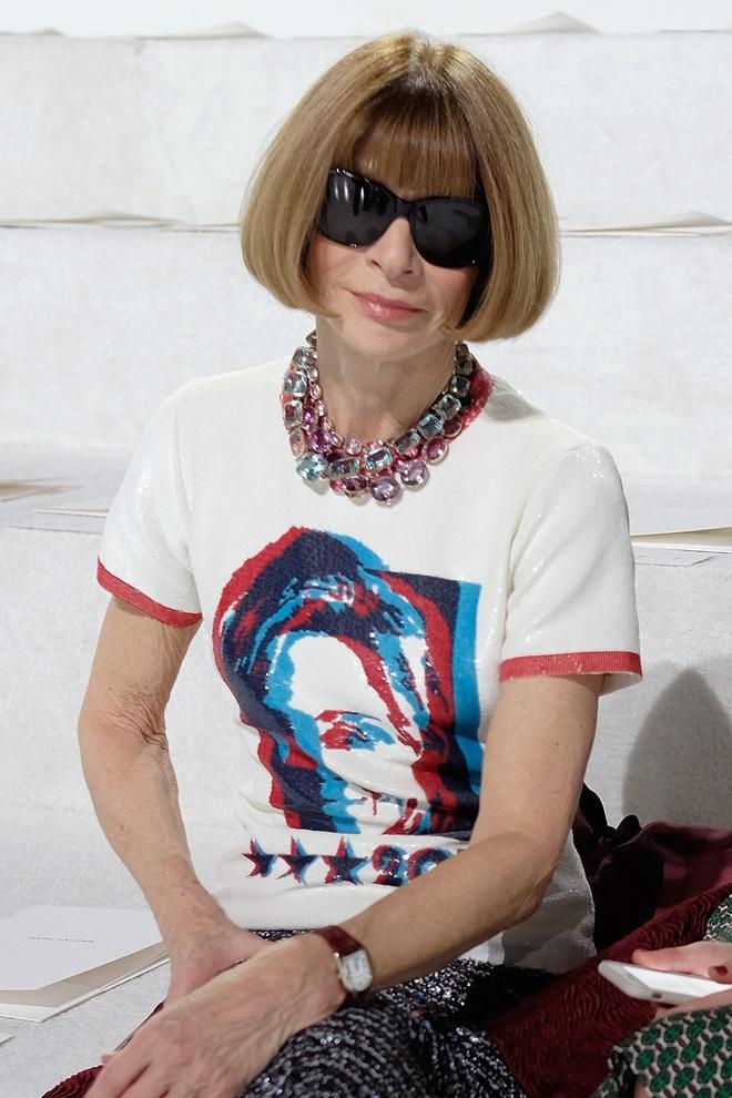 Gioi thoi trang ung ho ba Hillary Clinton dac cu tong thong hinh anh 1