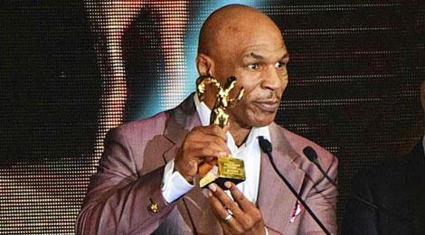 Mike Tyson doat giai dien anh nho phim 'Diep Van 3' hinh anh