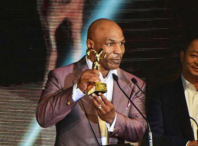 Mike Tyson doat giai dien anh nho phim 'Diep Van 3' hinh anh 1