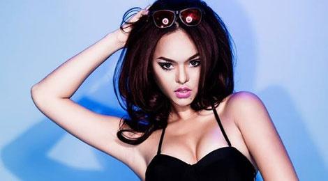 Quynh Mai suyt bi loai o tap dau Asia's Next Top Model hinh anh