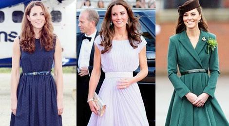 6 quy tac mac dep cua cong nuong Kate Middleton hinh anh