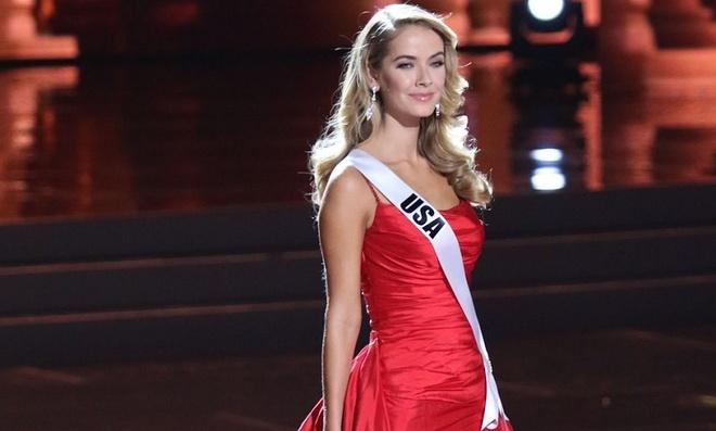 Lan Khue truot top 20 Miss Grand Slam hinh anh