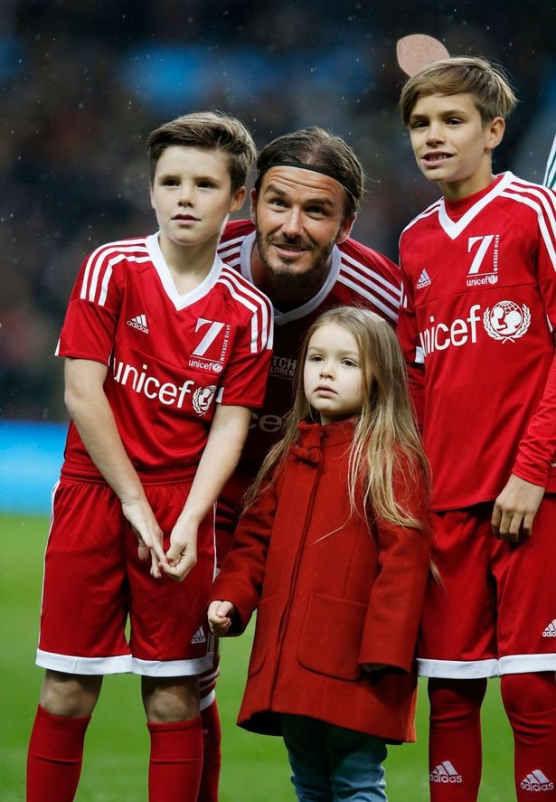 Harper Beckham tap lam nha thiet ke giong me hinh anh 2
