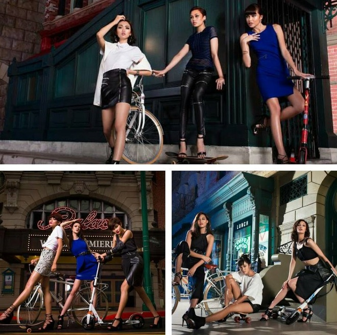 Nghi van Quynh Mai bi loai o tap 3 Asia's Next Top Model hinh anh 2