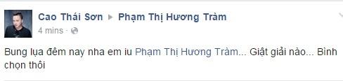 Huong Tram bi nghi vuong van tinh xua voi Bui Anh Tuan hinh anh 11