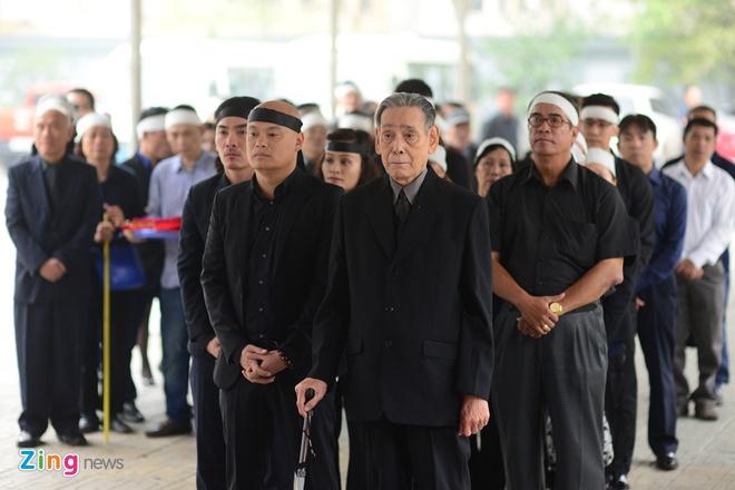 Dam tang nhac si Thanh Tung anh 2