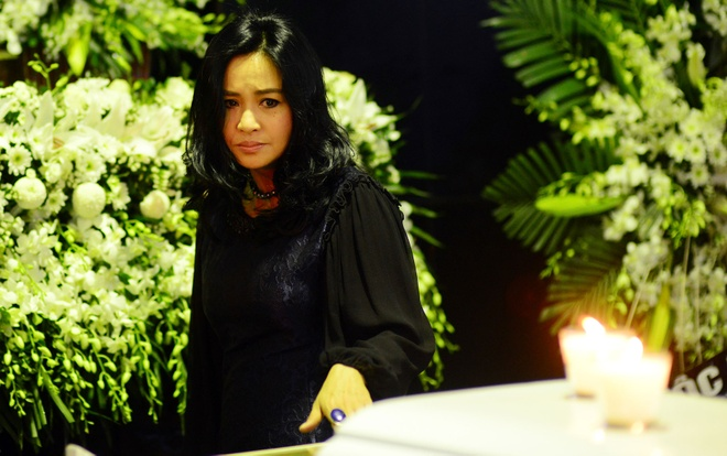 Dam tang nhac si Thanh Tung anh 5