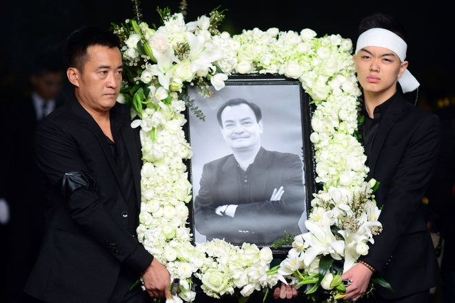 Dam tang nhac si Thanh Tung anh 23