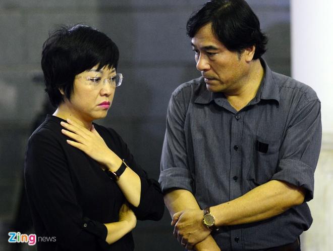 Dam tang nhac si Thanh Tung anh 9