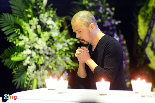Dam tang nhac si Thanh Tung anh 13