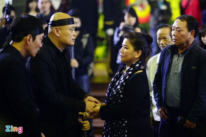 Dam tang nhac si Thanh Tung anh 14