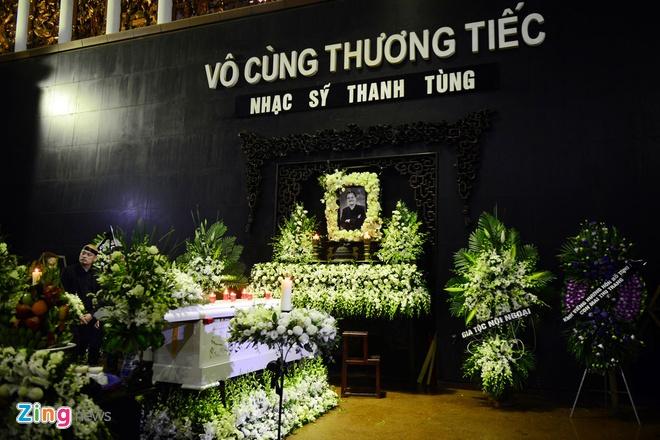 Dam tang nhac si Thanh Tung anh 3