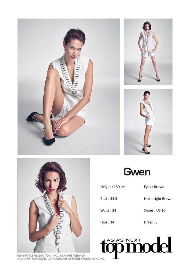 Quynh Mai bi loai som o Asia's Next Top Model hinh anh 3