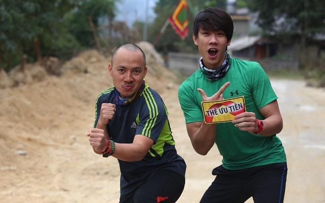 Tien Dat ve nhat, Huong Giang bat khoc o Cuoc dua ky thu hinh anh 3
