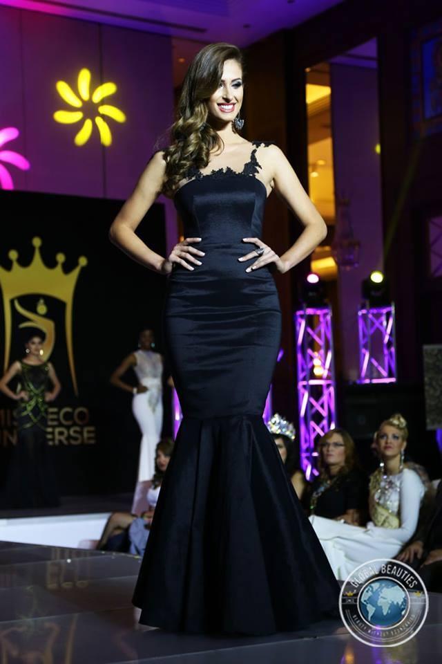 Ai se dang quang Miss Eco Universe 2016? hinh anh 1