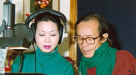 Khanh Ly, Trinh Cong Son tung trai bao ngu chung hinh anh