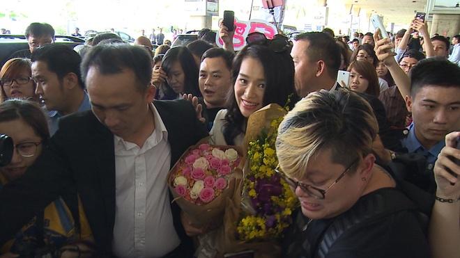 Ho Hanh Nhi den TP HCM hinh anh