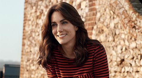 Cong nuong Kate Middleton lan dau len bia Vogue hinh anh