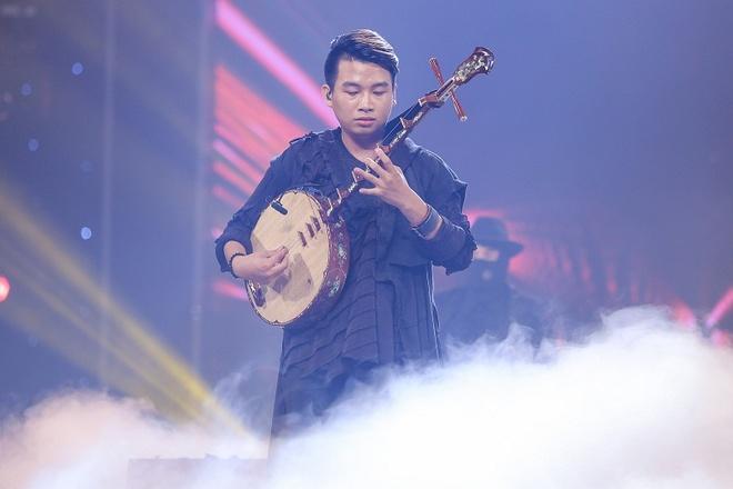 Trung Luong bieu dien dan nguyet hinh anh