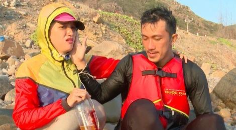 Huong Giang tu choi 150 trieu dong o Cuoc dua ky thu hinh anh