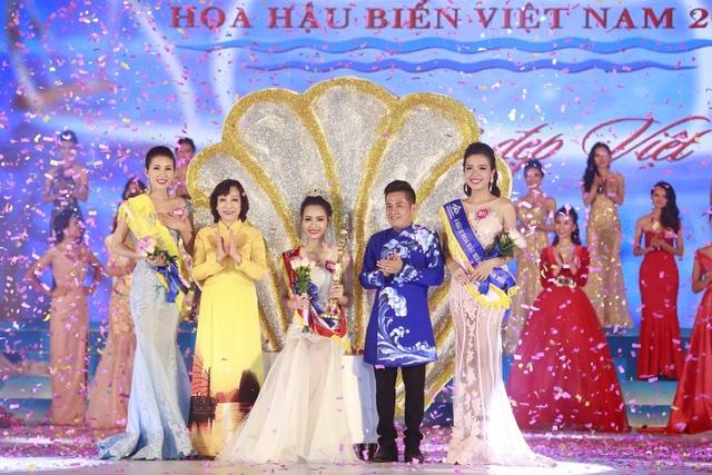 Nguoi dep 21 tuoi dang quang Hoa hau Bien Viet Nam hinh anh 2