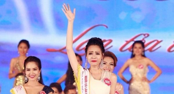 BTC Hoa hau Bien phai giai trinh ve nghi van mua ban giai hinh anh