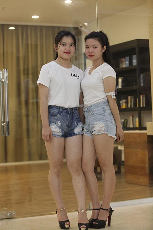 Vietnam's Next Top Model chap nhan thi sinh cao 1,5 m hinh anh 1