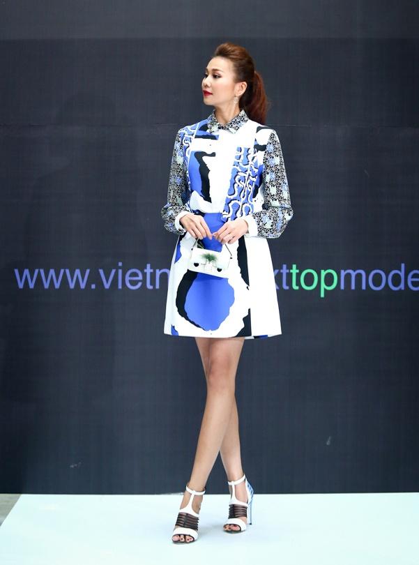 Thanh Hang, Ly Qui Khanh do hang hieu tren ghe nong hinh anh 2