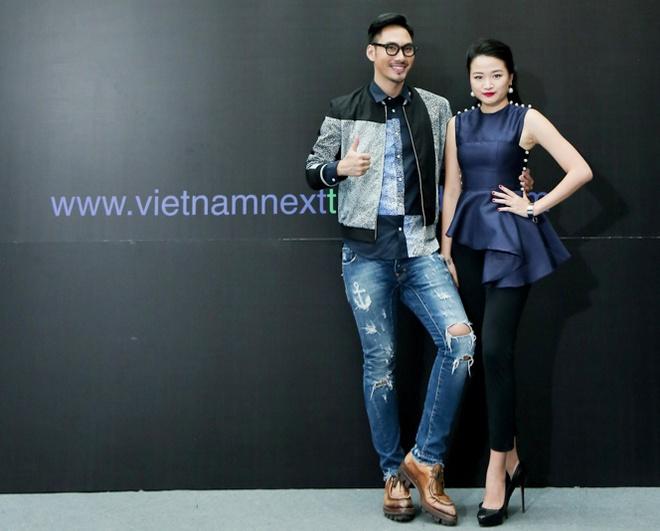 Thanh Hang, Ly Qui Khanh do hang hieu tren ghe nong hinh anh 5