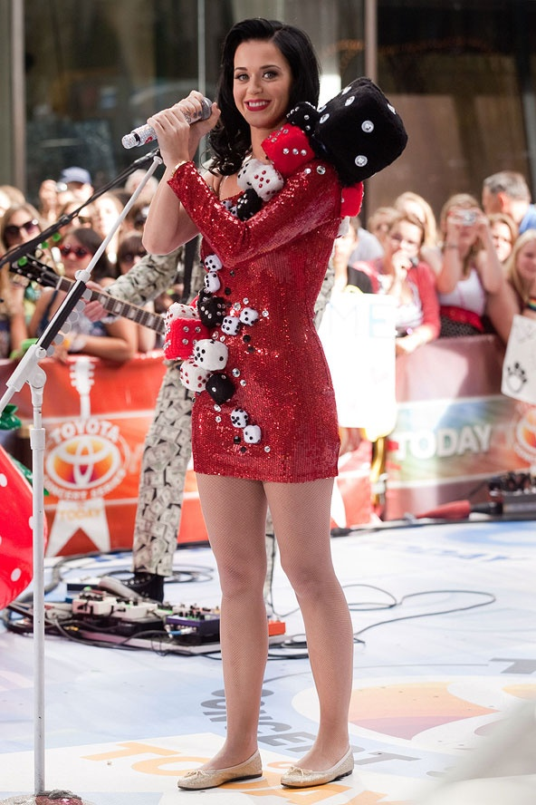 Katy Perry - tac ke hoa hay bieu tuong thoi trang? hinh anh 9