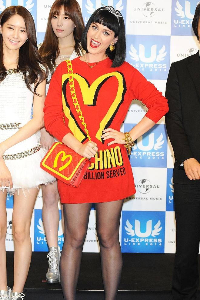 Katy Perry - tac ke hoa hay bieu tuong thoi trang? hinh anh 13