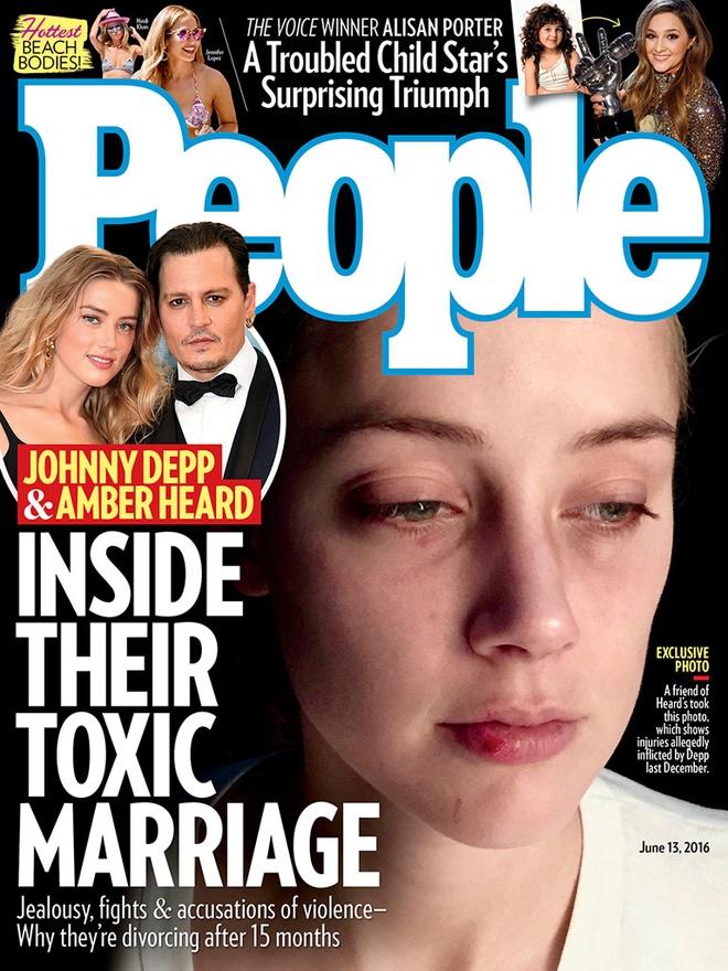 Them bang chung Johnny Depp danh vo cu bam dap mat hinh anh 1