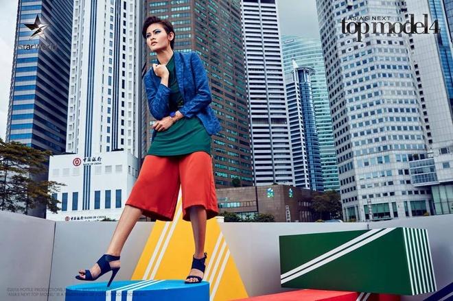 Ve dep ca tinh cua quan quan Asia's Next Top Model 2016 hinh anh 5