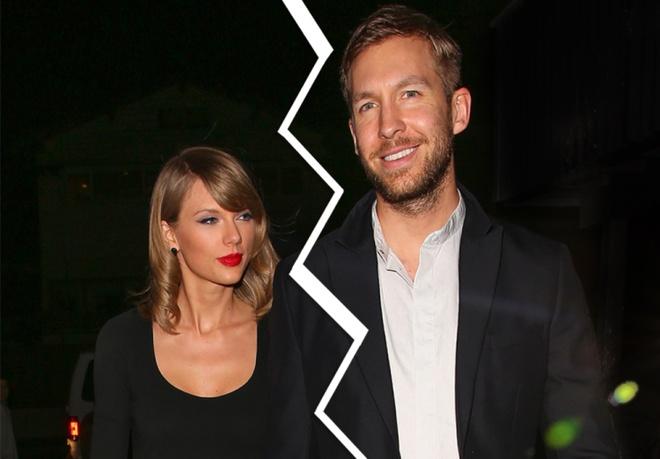Taylor Swift - Calvin Harris chinh thuc chia tay hinh anh 1