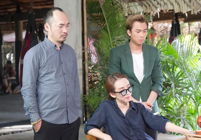 Vo chong Thu Trang Tien Luat anh 1