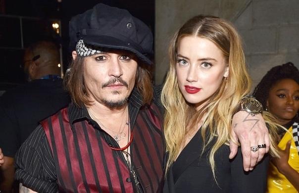 Phien toa giua Johnny Depp va Amber Heard bi hoan hinh anh