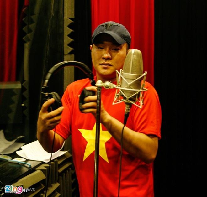 MV tuong nho phi cong Tran Quang Khai va 9 quan nhan hinh anh 1