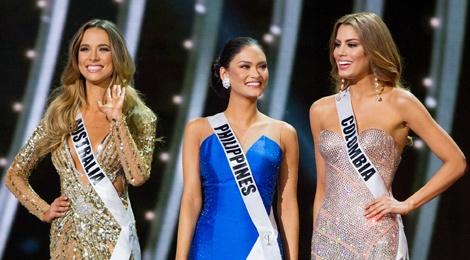 Miss Universe hau Donald Trump: Sexy khong con la so mot hinh anh