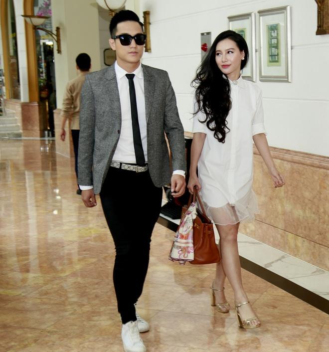Minh Ha - Chi Nhan trai long ve scandal ngoai tinh hinh anh 1