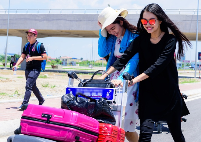 Top 18 Hoa hau Viet Nam phia Nam do bo ra Bac hinh anh 5