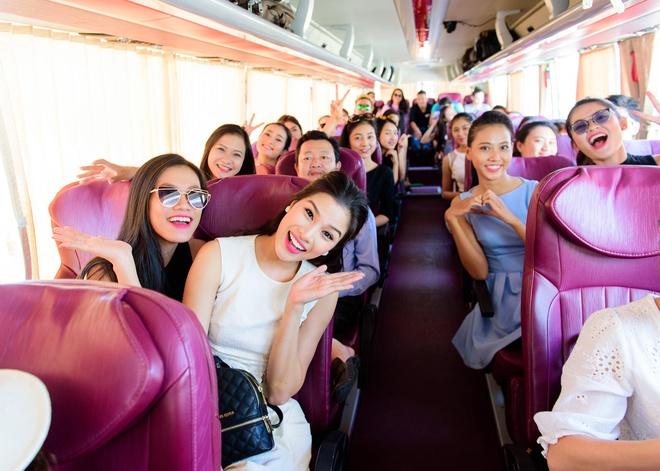 Top 18 Hoa hau Viet Nam phia Nam do bo ra Bac hinh anh 8