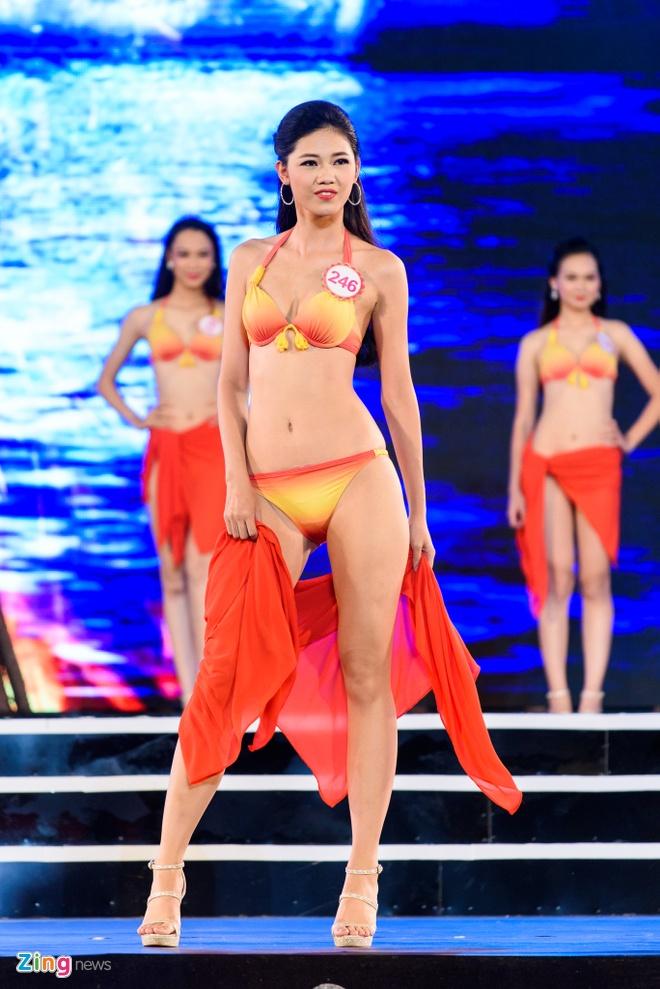 Top 18 Hoa hau Viet Nam mien Bac nong bong voi ao tam hinh anh 1
