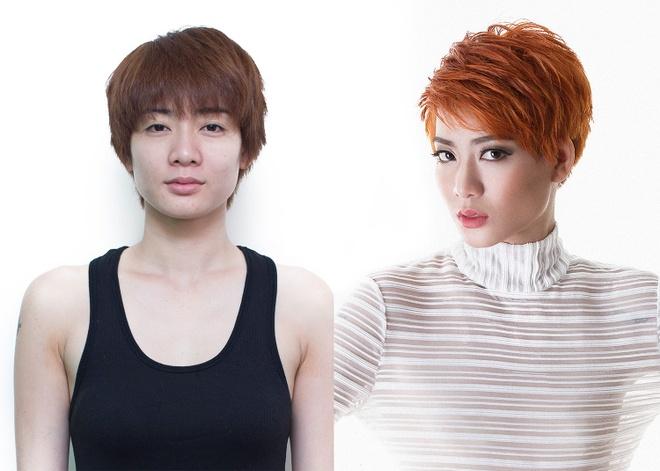 18 thi sinh Next Top Model sau khi thay doi dien mao hinh anh 3
