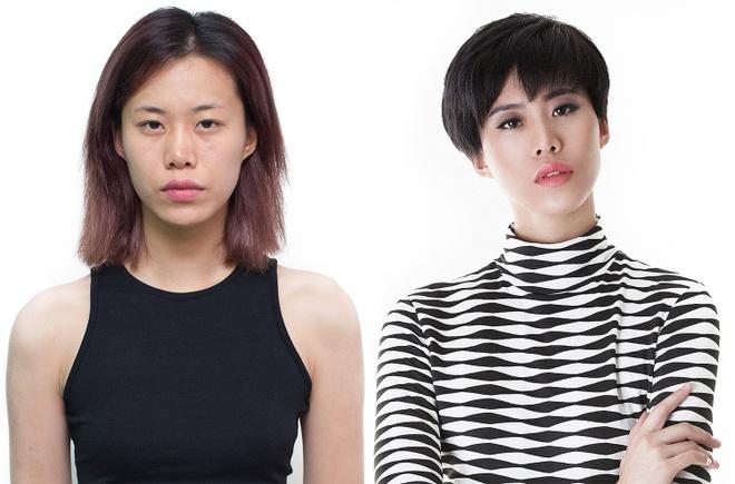 18 thi sinh Next Top Model sau khi thay doi dien mao hinh anh 15