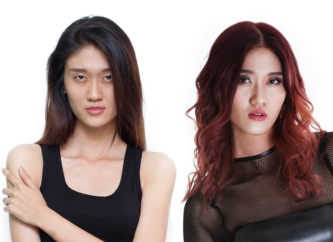 18 thi sinh Next Top Model sau khi thay doi dien mao hinh anh 8