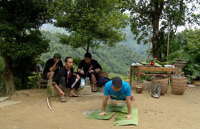 Bo con Hong Dang, Anh Khoa loi bun hoc cay lua hinh anh 11