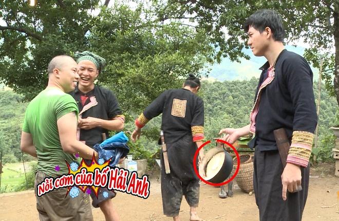 Bo con Hong Dang, Anh Khoa loi bun hoc cay lua hinh anh 9