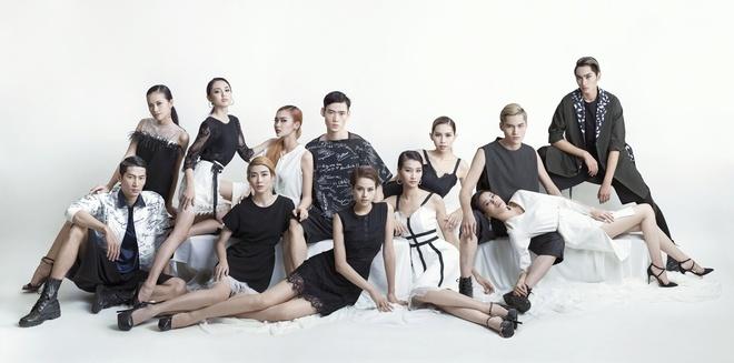 Vietnam's Next Top Model 2016 anh 1